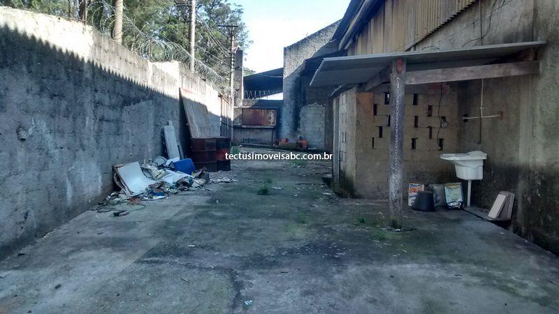 Galpão aluguel Nova Petrópolis São Bernardo do Campo