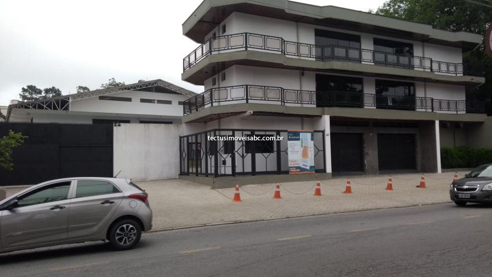 Galpão aluguel Demarchi São Bernardo do Campo